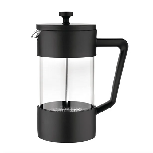 Contemporary Cafetiere Black 8 Cup
