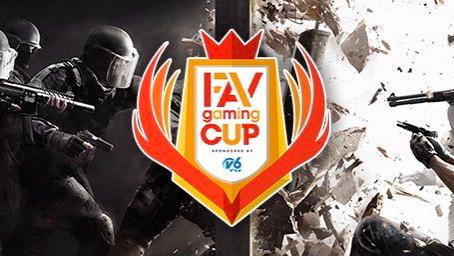FAV gaming CUP sponsored by v6プラスオフライン決勝