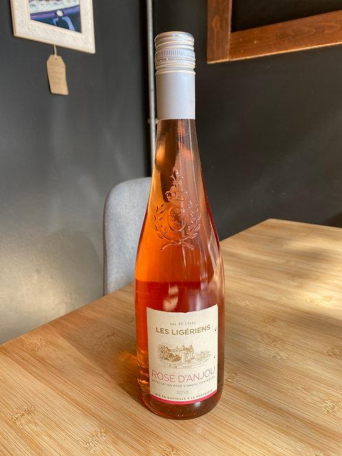 Rosé d'Anjou Les Ligeriens, France