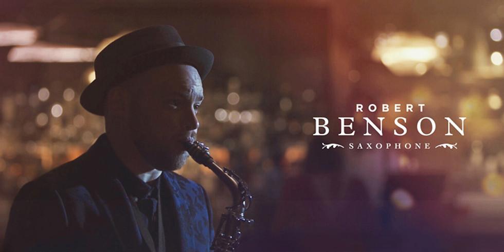 An evening with Robert Benson