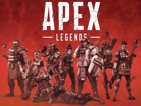 APEX部門Roster決定!