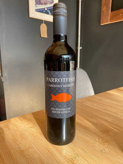 Parrotfish Cabernet Merlot, South Africa