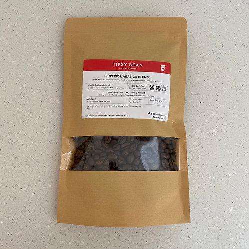 Superior Arabica Blend (Whole bean) – 200g net