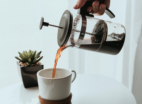 COFFEE - CAFETIERE, POUR-OVER & ESPRESSO