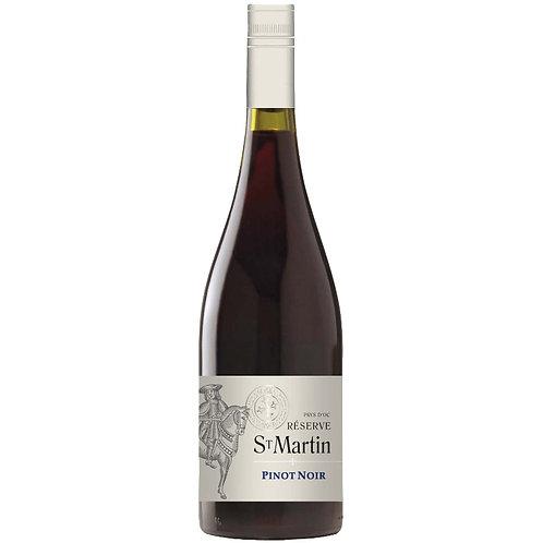 Reserve St Martin Pinot Noir, France