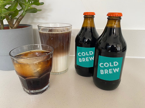 Cold Brew Concentrate – (3 x 330ml)