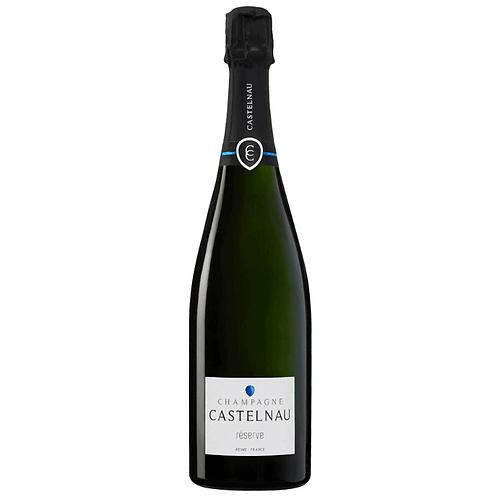 Castelnau Brut Champagne N/V