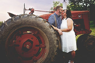 the tractor ryan and amy the sugar maple