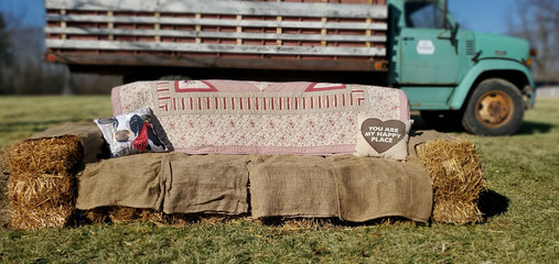 Country Couch
