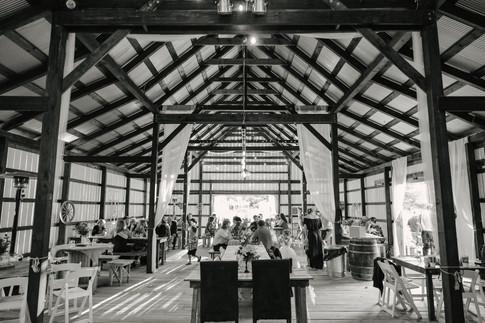 Black and White Inside The Barn.jpg