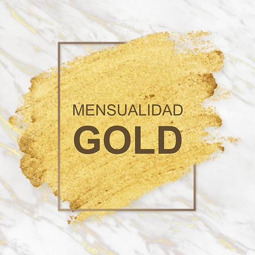 Mensualidad Gold