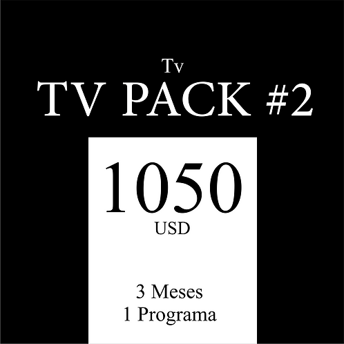 Tv Pack #2