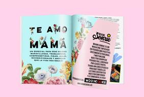 Revista Sonríe Miami especial día de la madre