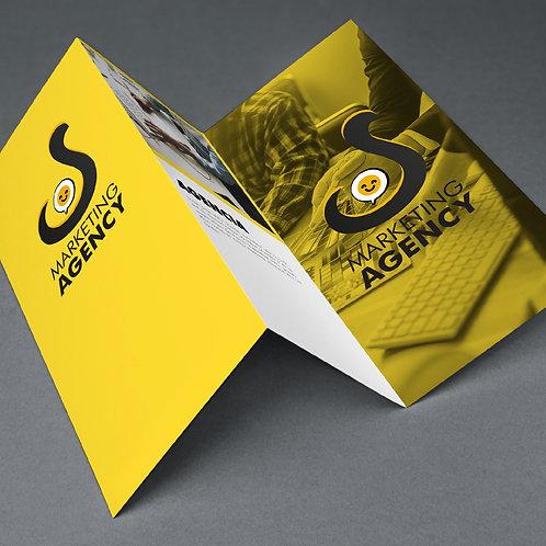 Diseño Gráfico de Brochure