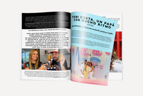 Revista Sonríe Miami especial Javi Rosemberg