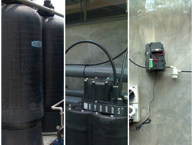 Kinetico Hydrus Commercial Water Filtration System for factories
