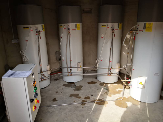 EcoHeat Compact Heat Pump System