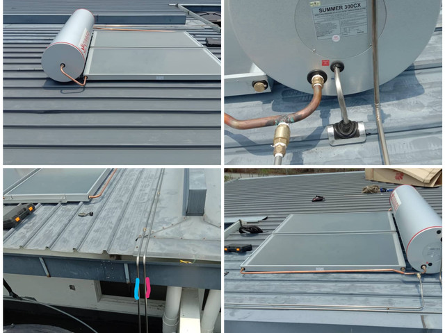 Solar Thermal System for Residential
