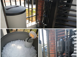 Kinetico Water Softener System