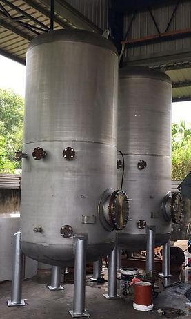 Stainless Steel Calorifier Tank
