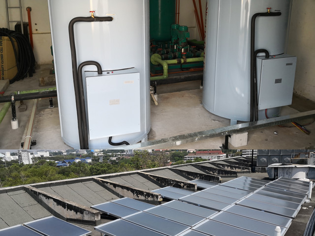 Solar Thermal Forced Circulation System