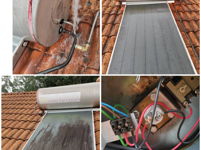 Preventive Maintenance for solar thermal system