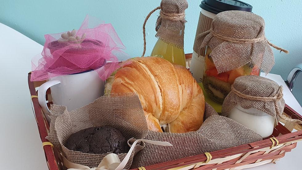 Desayuno en Canasta  a Domicilio