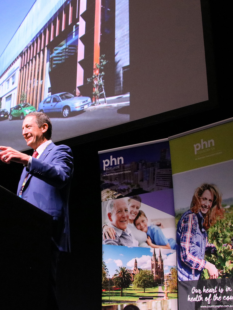 Prof Ian Hickie Friday Keynote Presentat