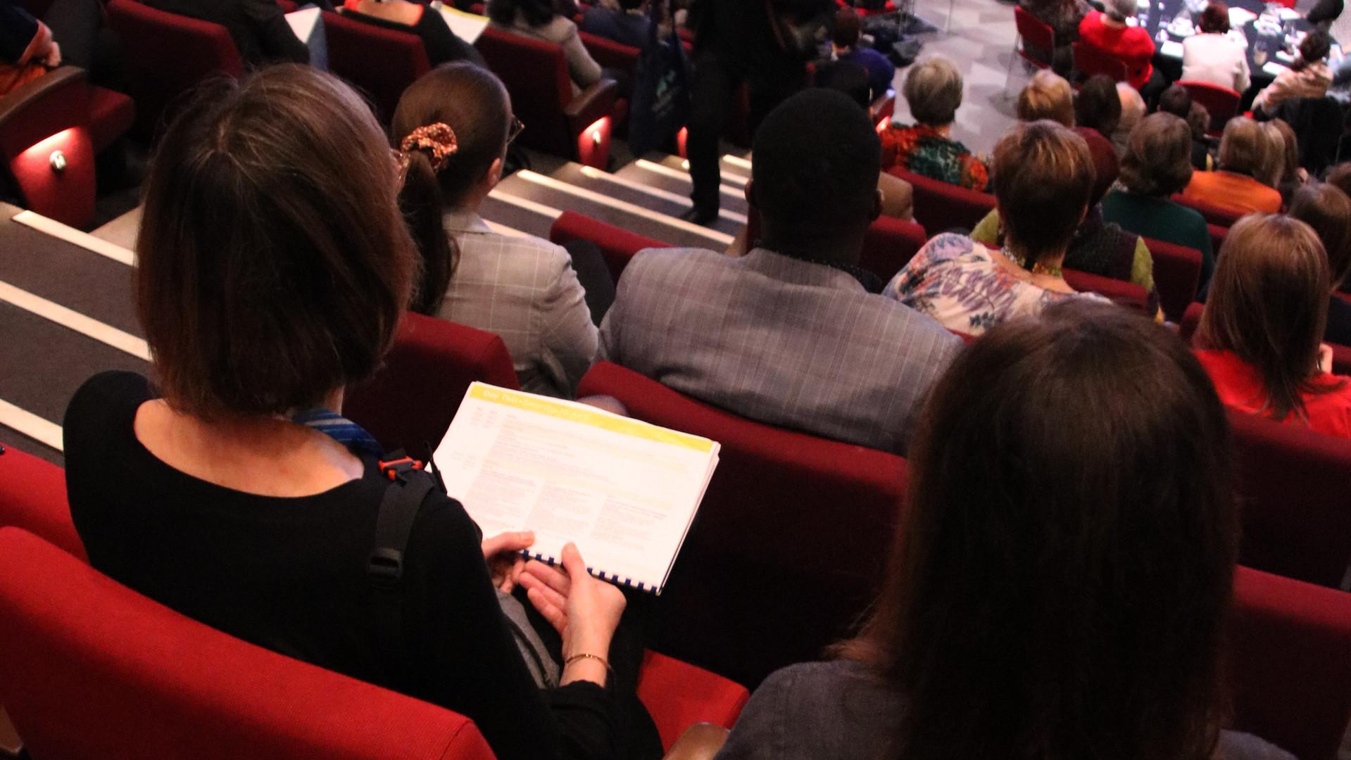 Plenary Session Saturday David Pearson E