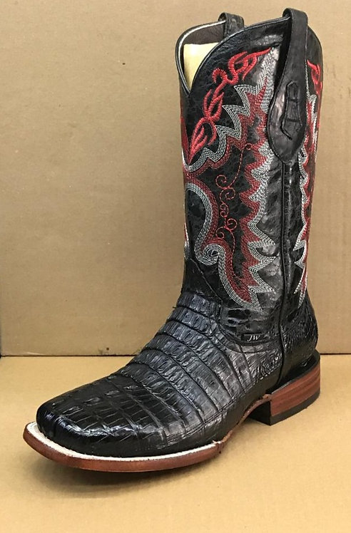 """The Outrider"" in Caiman Tail (Black)"