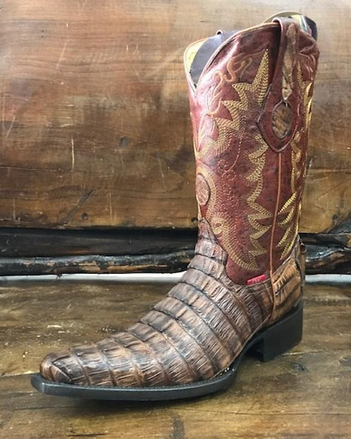 """""""The Point Rider"""" in Caiman Tail (Iron)"""