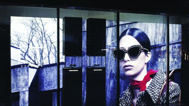 Prada Eyewear Ornate Collection
