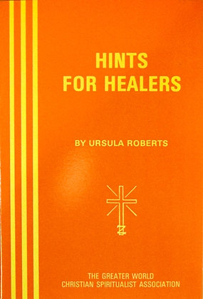 Hints for Healers