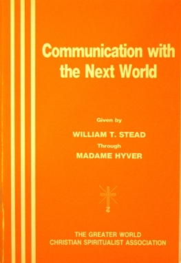 Communication with the Next World