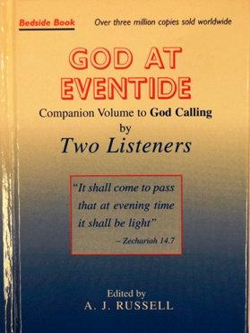 God at Eventide