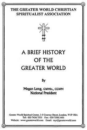 A Brief History of The Greater World