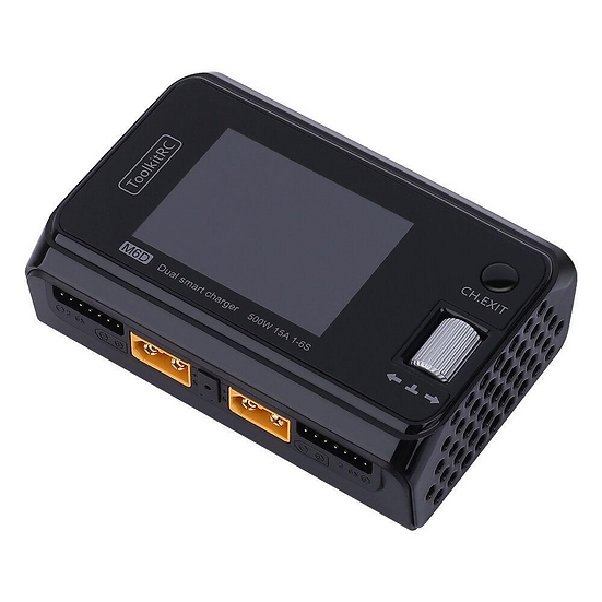 M6D Dual smart charger