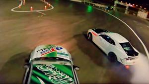 Chasing Drift Cars