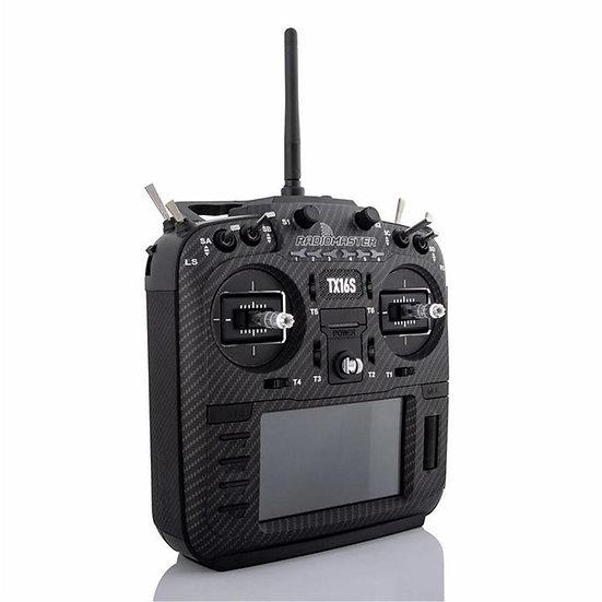 RADIOMASTER TX16S HALL (CARBON FIBRE)