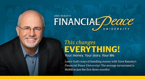Financial-Peace-University at Grace Unit