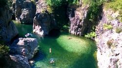 Pont du Diable Ardèche Voyage