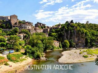 Cet été, découvrez l'Ardèche...