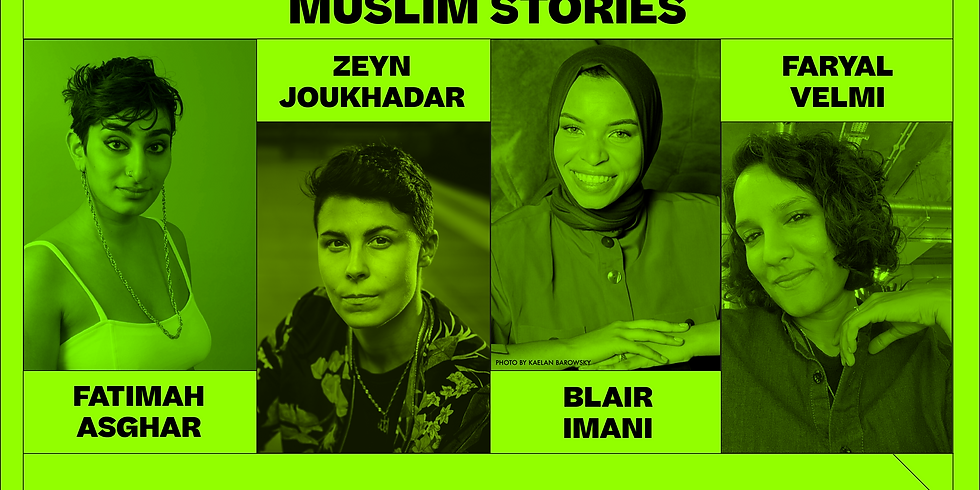 Telling Queer and Trans Muslim Stories