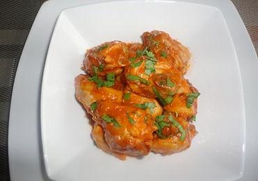 Chicken Curry Variation