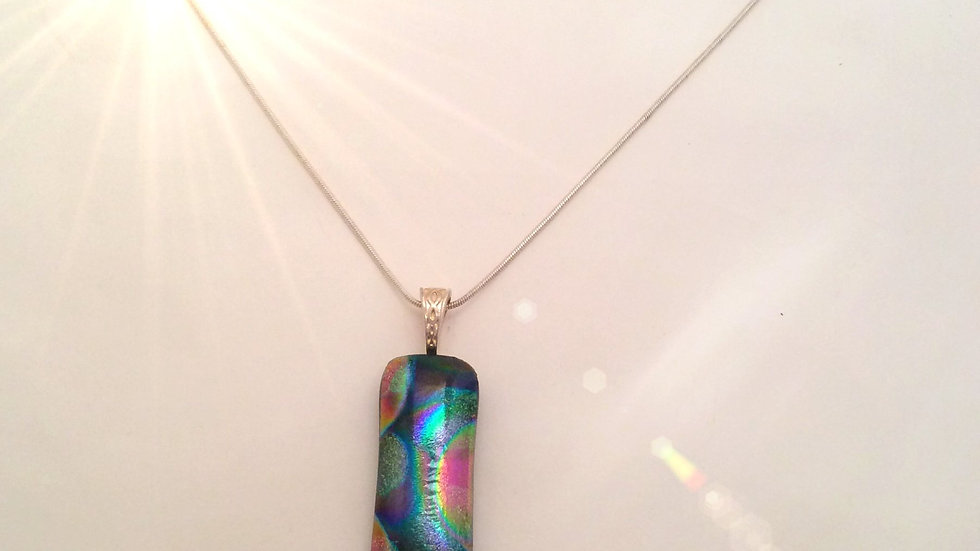 Double Dicro Necklace