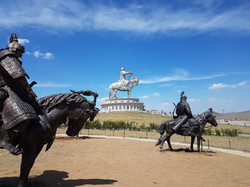 Chinggis Kaahn Memorial