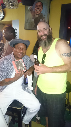 Kermit Ruffins with His Moochers Cd