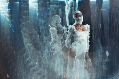 Ulyana Sergeenko Couture SS 2019