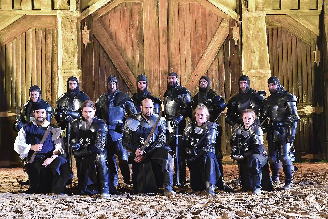 Unsere Ritter