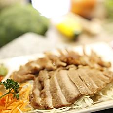泰式烤豬肉  180